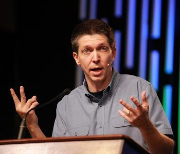Partnership missions lunch features missiologist J.D. Payne