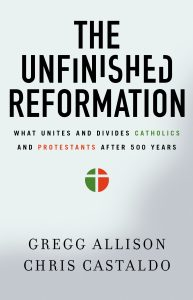 New book examines Protestant, Catholic dividing lines