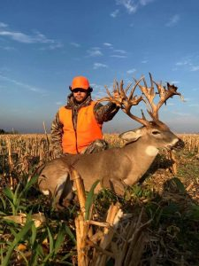 Tennessee man celebrates baptism, birthday, possible record-breaking buck in same week