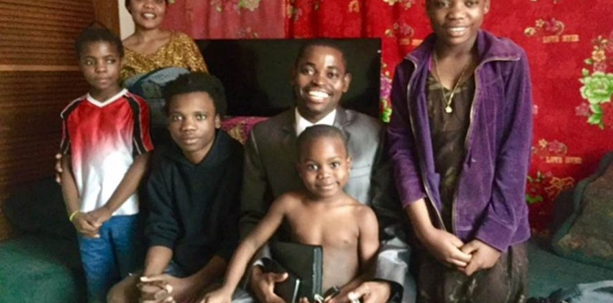 Dream fulfilled: Burundi family accepts Christ