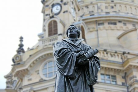 Luther's declaration of Christian liberty