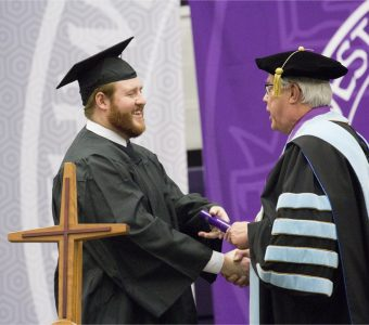 More than 90 students graduate from SBU