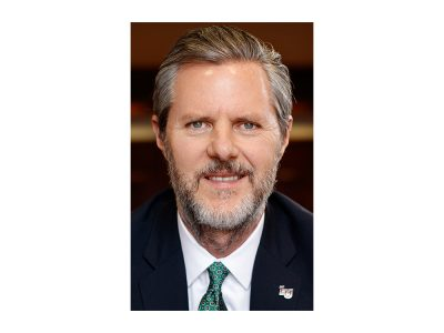 Falwell: Reducing regulations on higher ed a priority