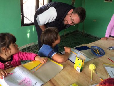 Missionaries reach special needs kids in Honduras