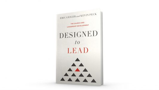 Developing leaders in the church
