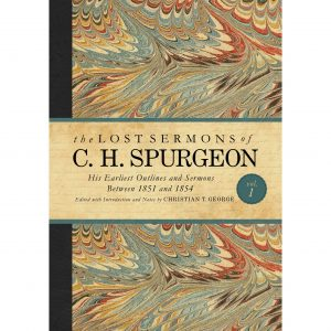 B&H launches 'Lost Sermons' of Spurgeon series