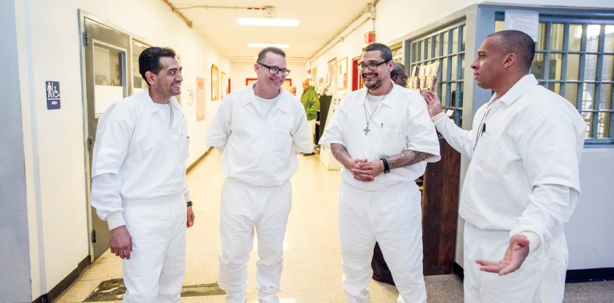 Texas Prison's 'field ministers' see wide-ranging gospel impact