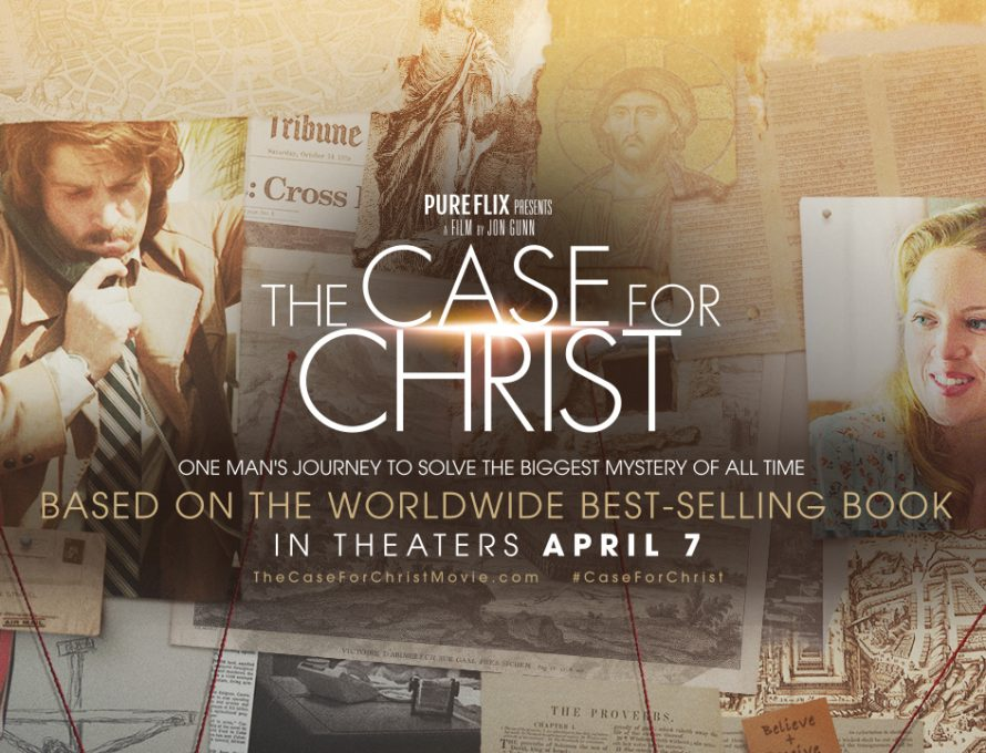 summary of the case for christ مشاهدة الفيديو exclusive trailer: 'the case for christ' author lee strobel's best-selling exploration of faith heads to theaters april 7 and shows its first trailer.