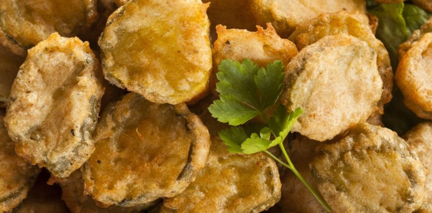 Fried pickle tour