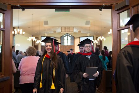 MBTS grads challenged to embrace folly of ministry