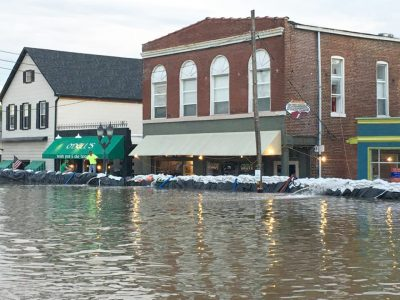 Lessons from 2015 floods proved useful in Eureka