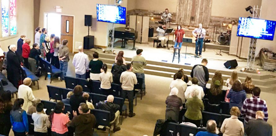 Leaving a legacy through church revitalization: 30 St. Louis area churches have sought revitalization