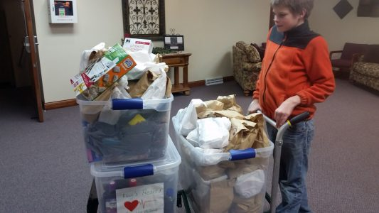 Kirksville church shares love of Christ  with Ronald McDonald House residents