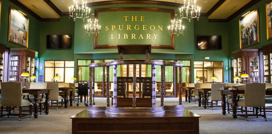 Spurgeon collection launched online