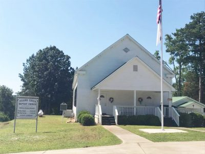 Church begun in 1794 holds 1st Vacation Bible School