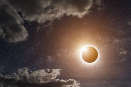 Eclipse displays 'God's glory,' astronomers say