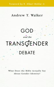 Transgender debate focus of new book
