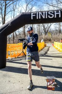 Running 'for' the disaster: Runner raises money for Mo. Disaster Relief