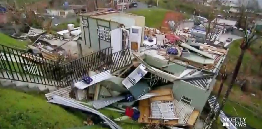 Green light given for Puerto Rico relief