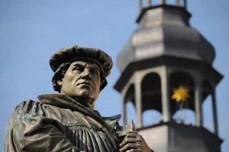 Rethinking the Reformation's 'Five Solas'