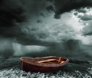 A child's anchor in a stormy world