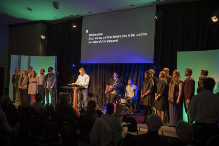32 new missionaries obey their Savior to share the gospel among the nations