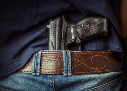 Concealed carry gun law may shield churches if passed