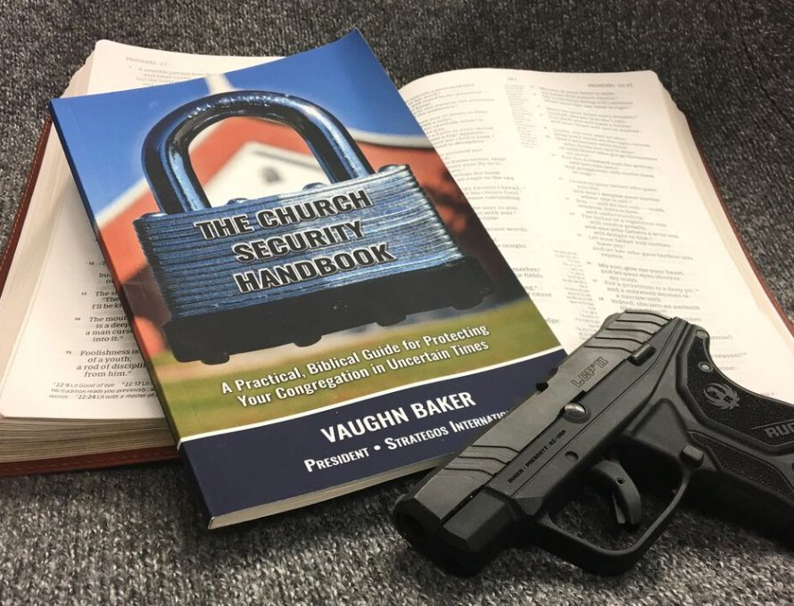 'Church Security Handbook' an easy first step