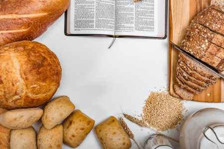 'Taste and see the Lord is good'