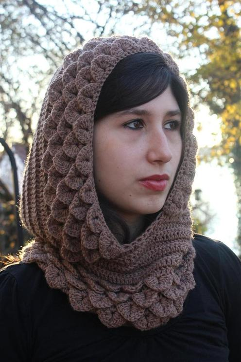 Free Crochet Hood Patterns Crochet And Knitting Patterns