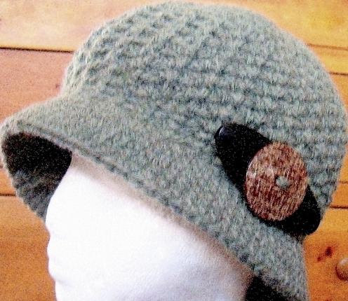 Knitted Bucket Hat Pattern : BUCKET HAT KNITTING PATTERN FREE - VERY SIMPLE FREE KNITTING PATTERNS