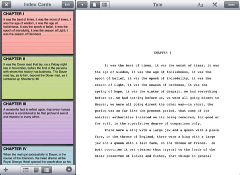 Apps_ipad_storyist_splitview