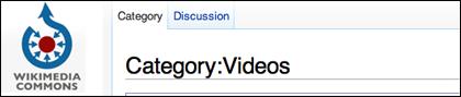 Wikimedia Stock Footage
