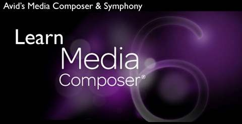 Learn Avid Media Composer Video Podcasts
