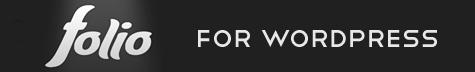 Folio WordPress Video Portfolio