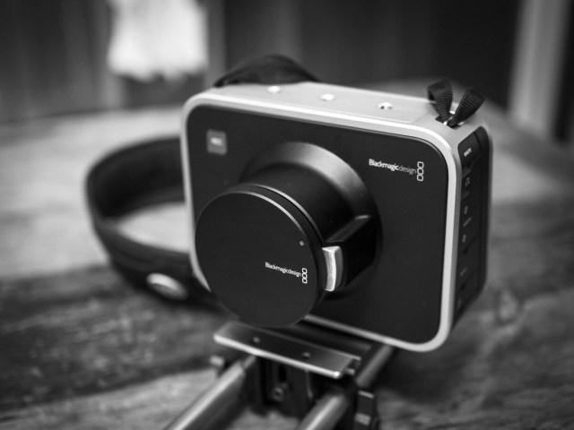 Blackmagic Design Cinema Camera Photo