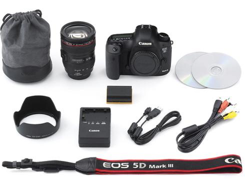 Canon 5D Mark III Camera Kit