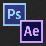 photoshop and after effects