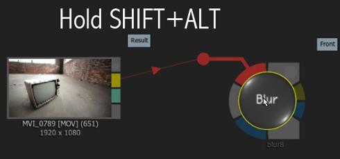 ConnectFX Shift+Alt