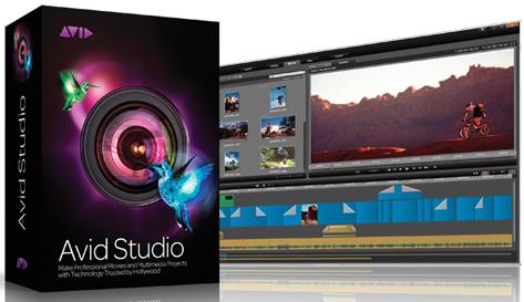 Avid Studio