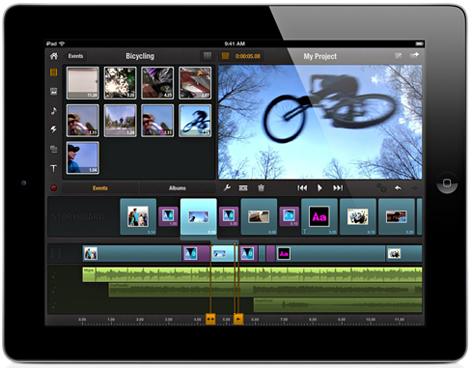 Avid Studio iPad