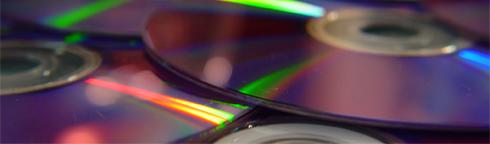 DVDs for Film Festivals