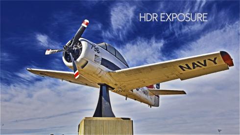 HDR Video Exposure