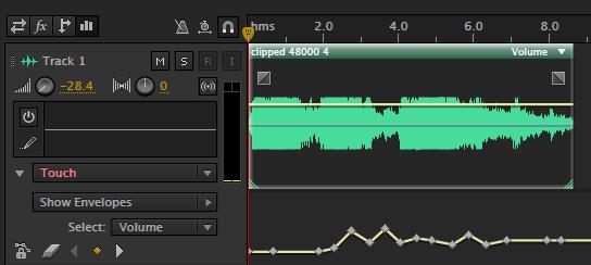Recording Keyframes
