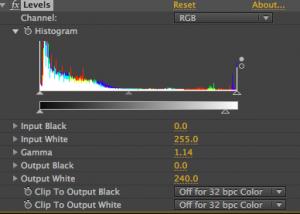 RGB Levels