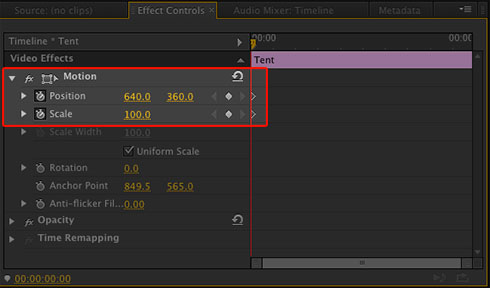 Video's van Pan and zoom adobe after effects