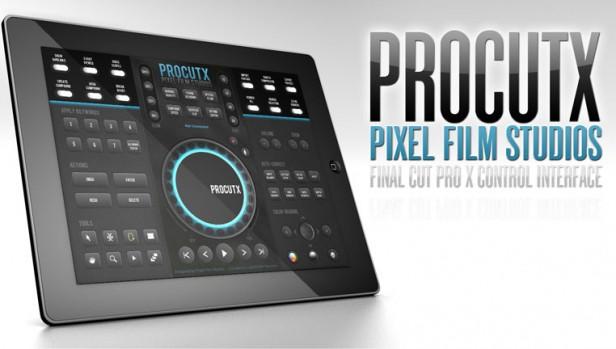 PROCUTX Final Cut Pro X Controller