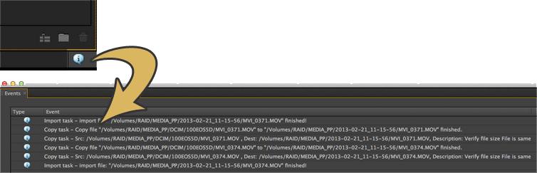 Adobe Prelude Ingest