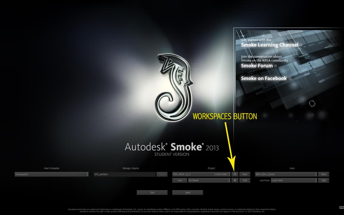Autodesk Smoke 4