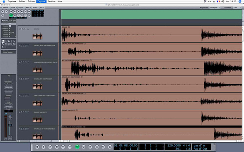 Audio Tracklist